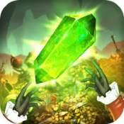 翠绿的宝石破解版