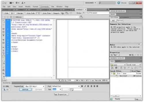 Macromedia Dreamweaver 8绿色版下载