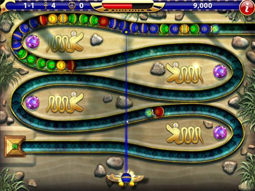 埃及祖玛高清中文单机游戏下载