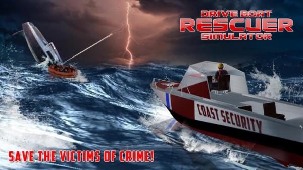 驱动船救助者模拟器下载