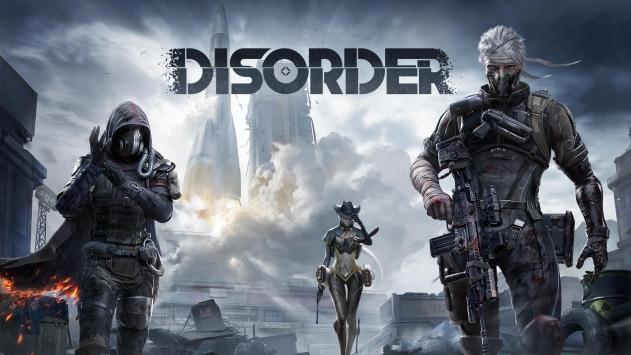Disorder国际服版新版下载