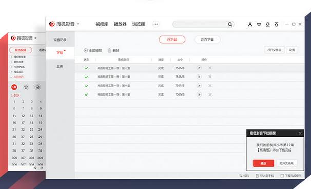 搜狐视频绿色纯净版新版下载