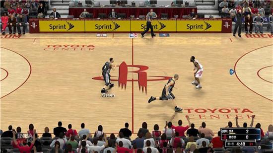 NBA2K14免费下载