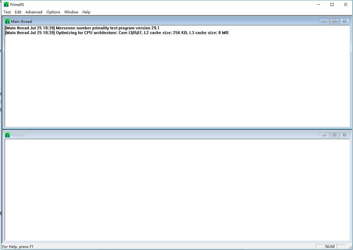 Prime95软件最新版下载