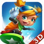 3D滑雪狂飙安卓版