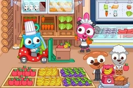 泡泡小镇餐厅中文版免费下载