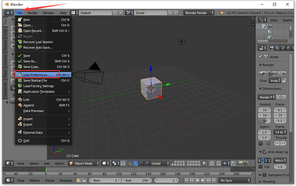 BlenderPro建模渲染软件最新版