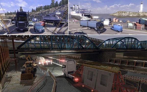 斯堪尼亚重卡驾驶模拟最新版