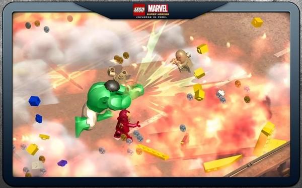 乐高漫威超级英雄手机版下载