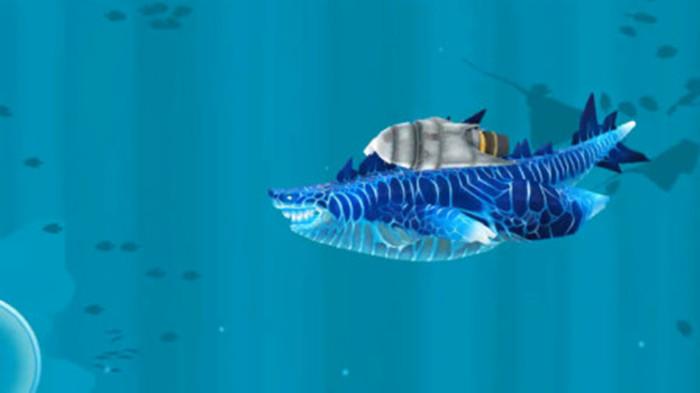 饥饿鲨进化普通版:特殊种的进化攻略