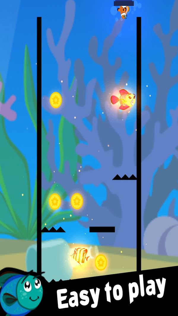 金鱼掉落游戏下载