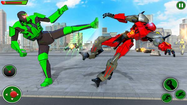 青蛙忍者英雄机器人官方下载