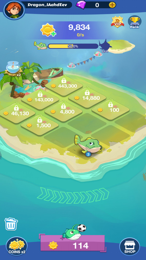 魔幻鱼世界安卓版