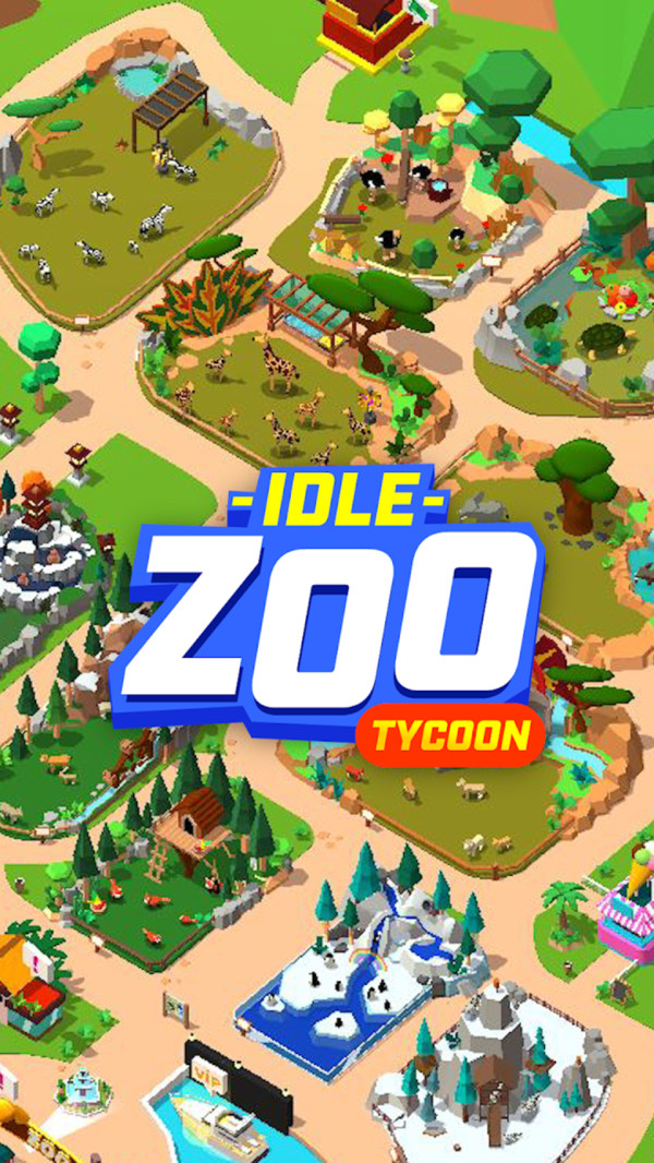 闲置动物园世界最新版