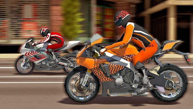 摩托车赛车手游戏下载