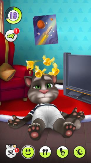 我的汤姆猫无限金币无限宝石版下载